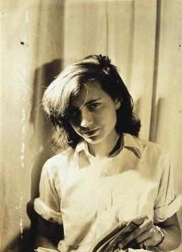 Highsmith at 21 (1942).