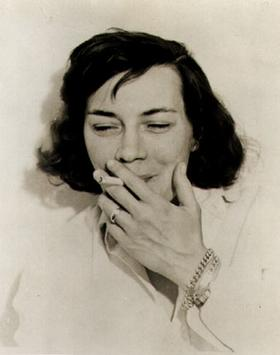 Highsmith Publicity shot from 1962.
