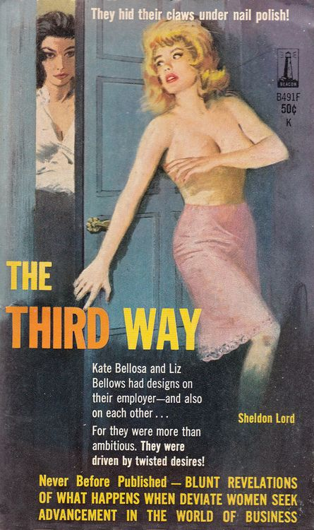 The Third Way  by Sheldon Lord (1962).
