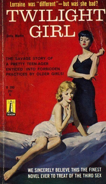Twilight Girl  by Della Martin (1961).