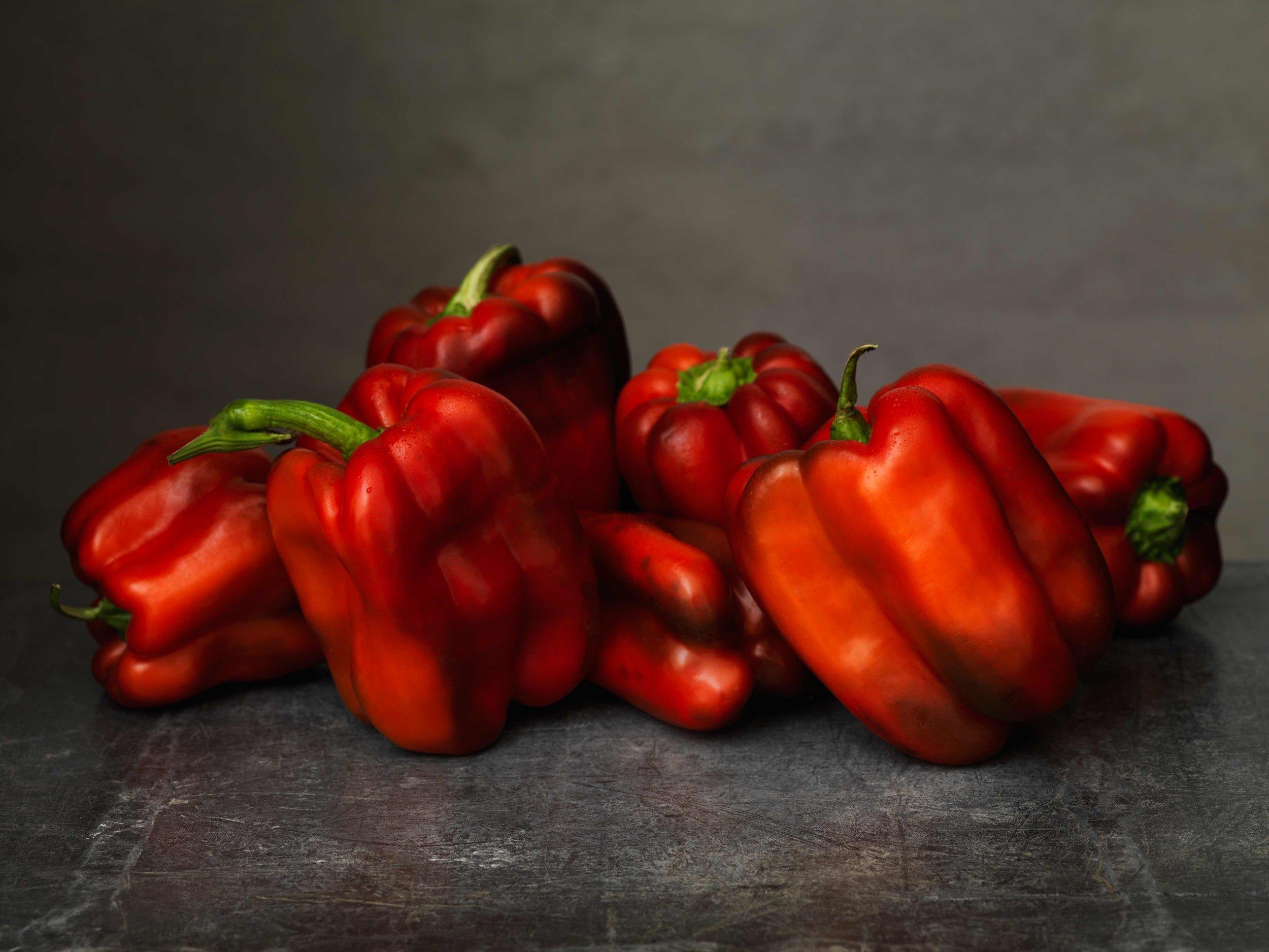 Quadratto di Asti peppers