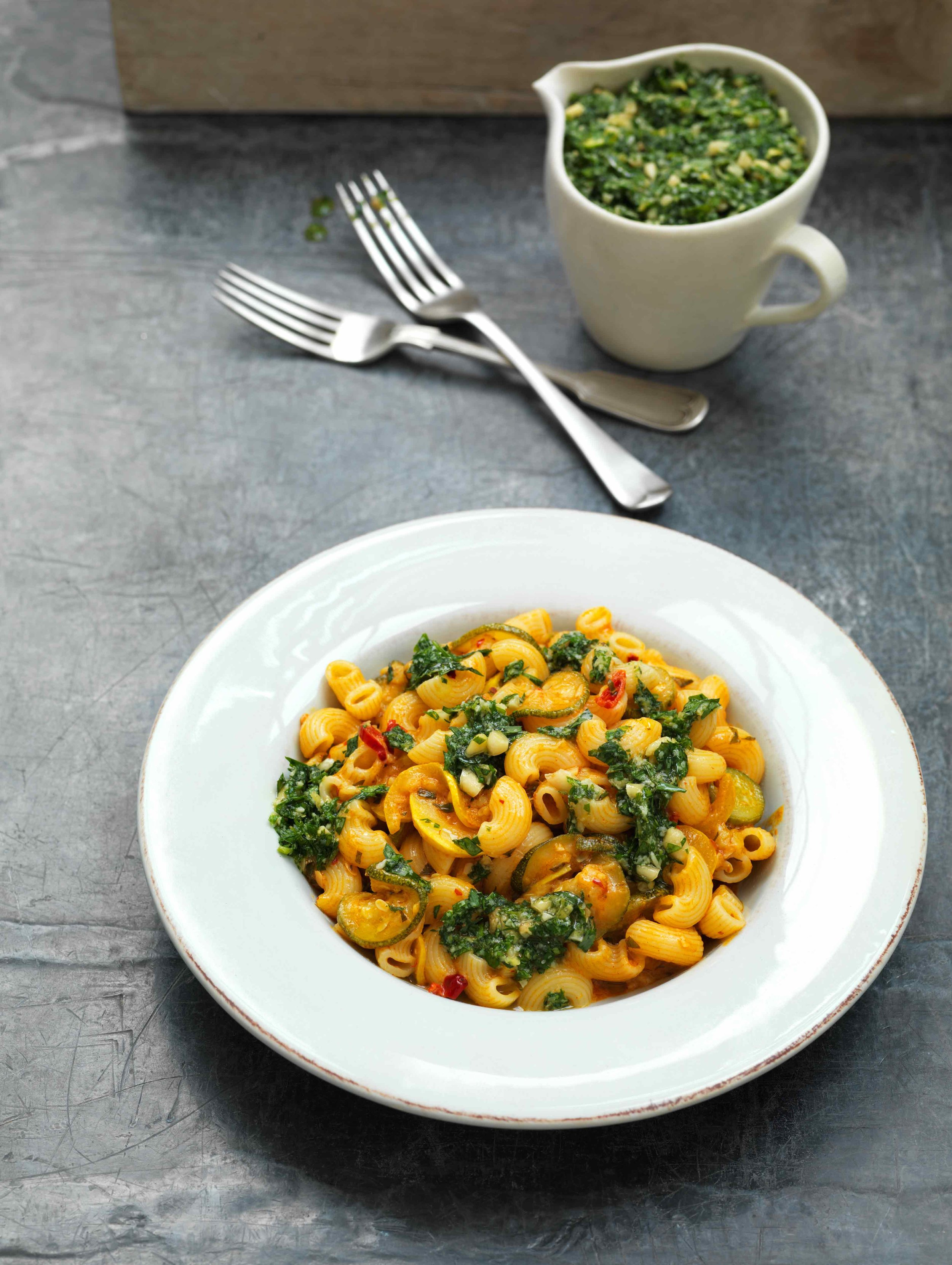Courgette pasta  A huge thank you to the Romans for giving the planet these wonderful ingredients