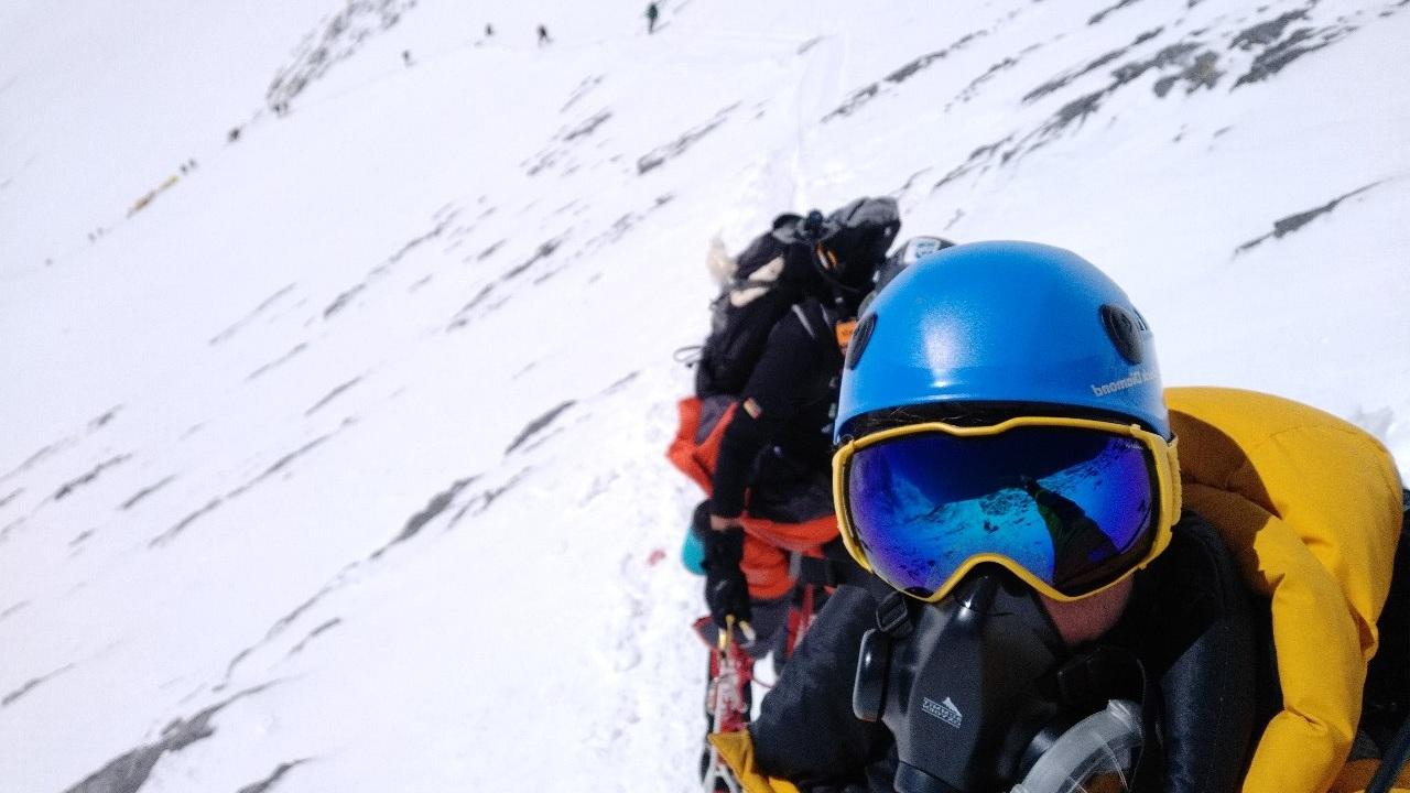Foto : Everest - 2018