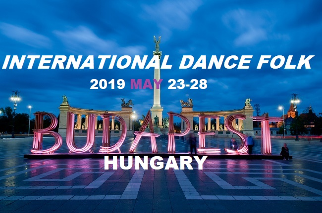 Our next events in Budapest in May 23-28 is open to all Tourism and dance group all over the world.  Email: Info@associationdance.com