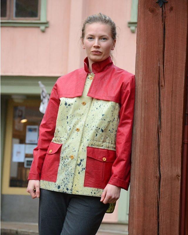 Läs gärna om mig och SKUR i Linköpings-Posten. Länk i bio.  Foto: Dennis Petersson