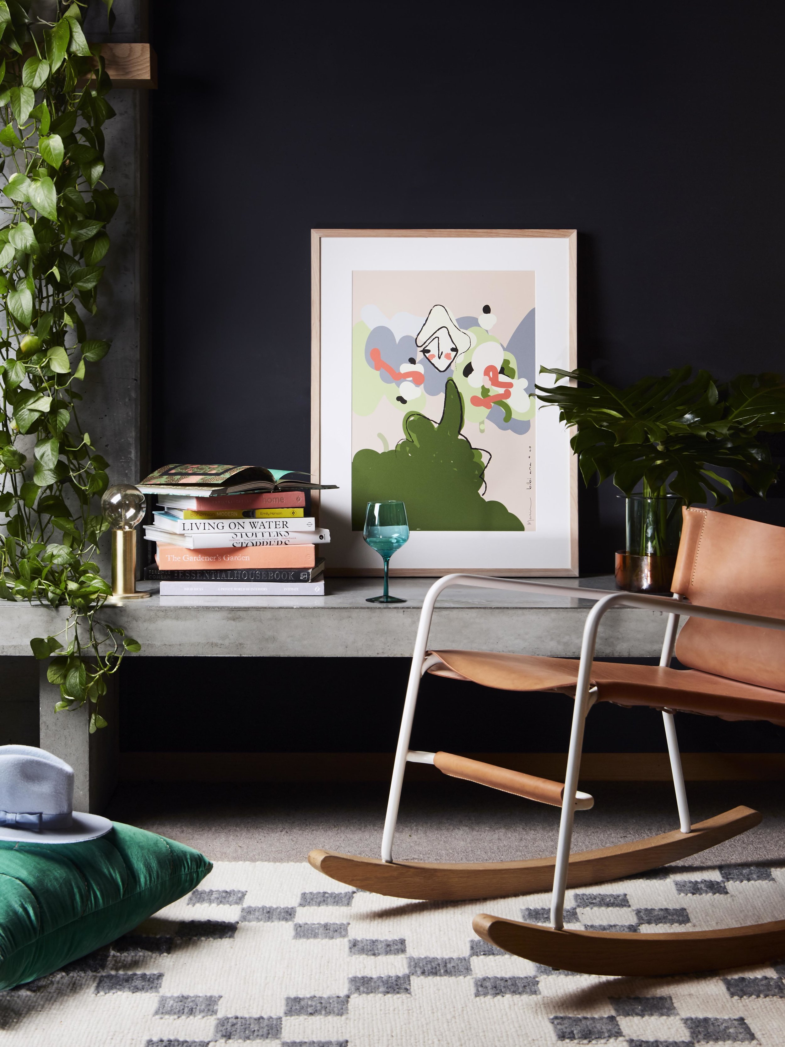 Greenhouse Interiors - Julia Green shares her advice for those wishing to launch a career in styling on Homes To Love