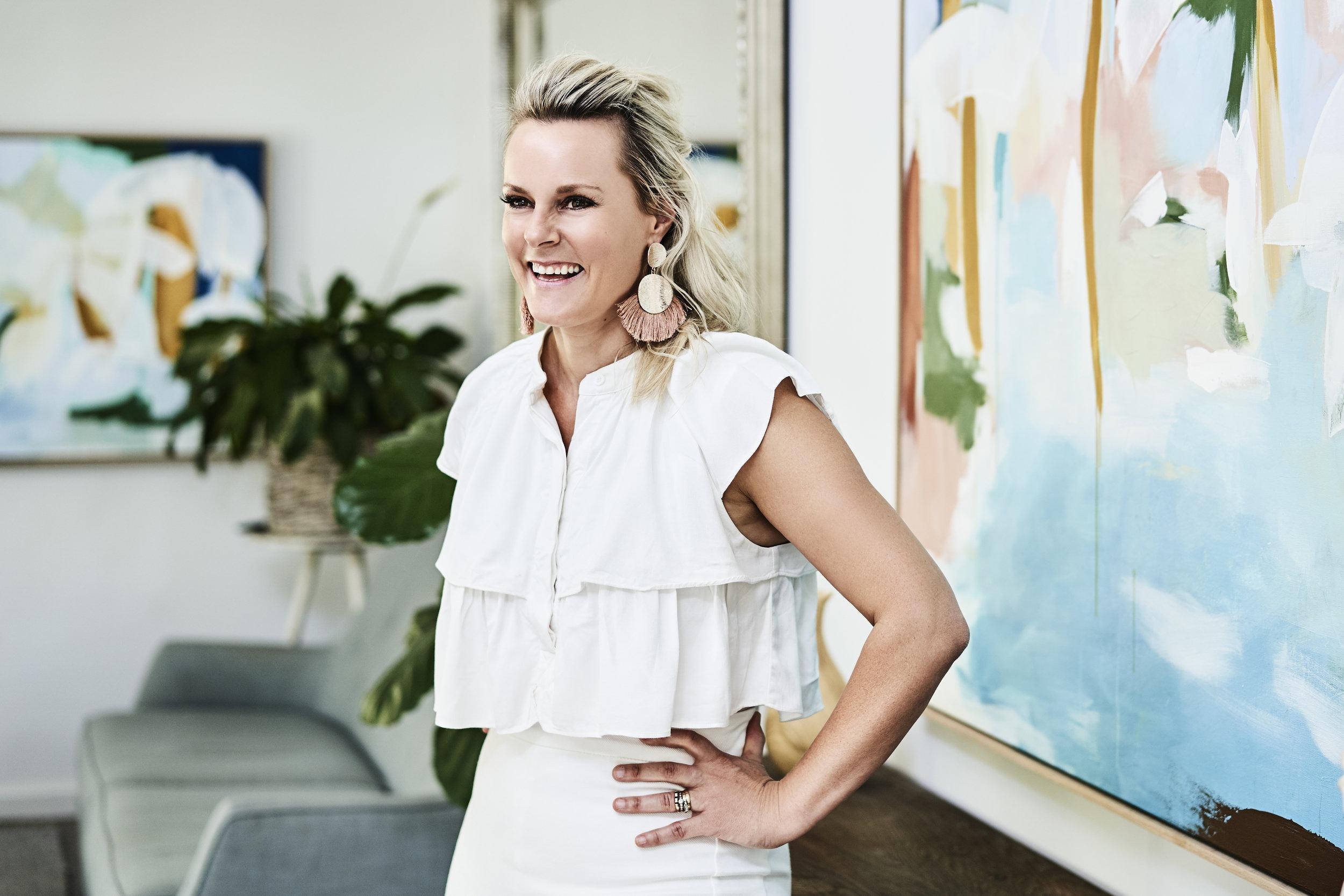 The Artist - Marcia Priestley