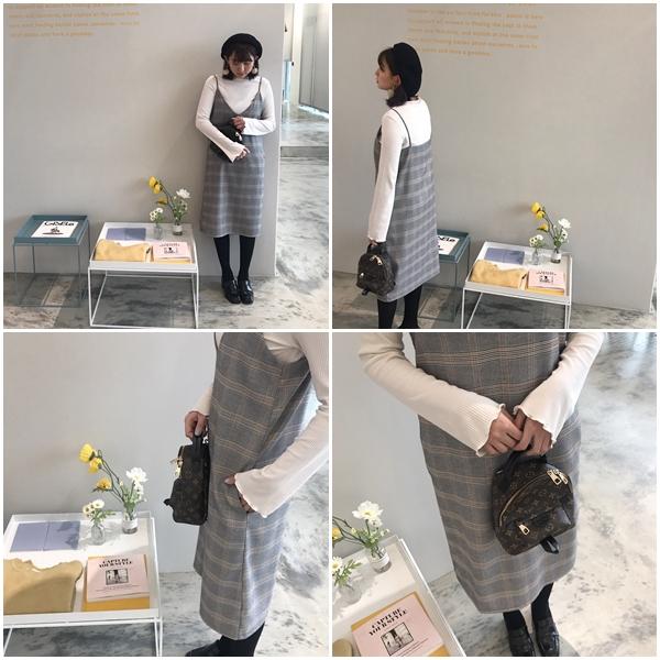 復古兩件式洋裝-韓國斜紋畫家帽2.jpg