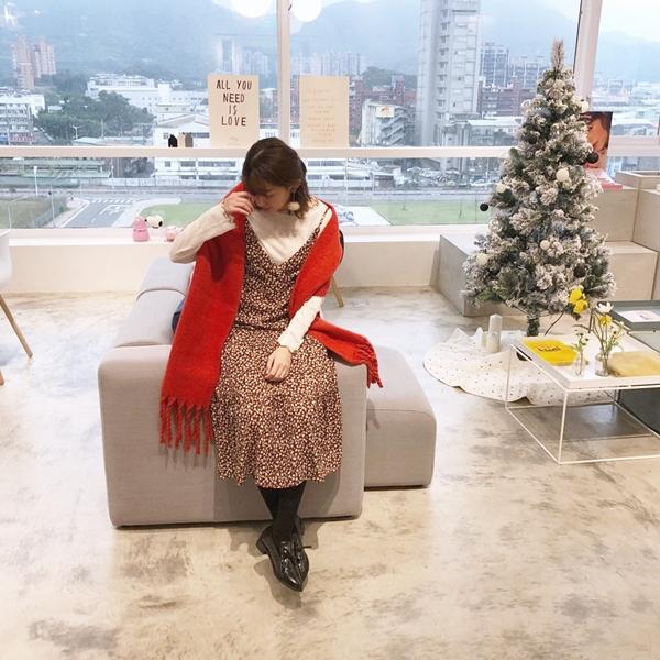 PAZZO韓國蝴蝶結裝飾平底牛津鞋