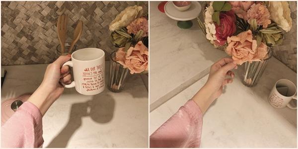 1_PAZZO_法式慵懶寬袖長版睡袍_甜蜜少女格紋緞帶家居長褲 1.jpg