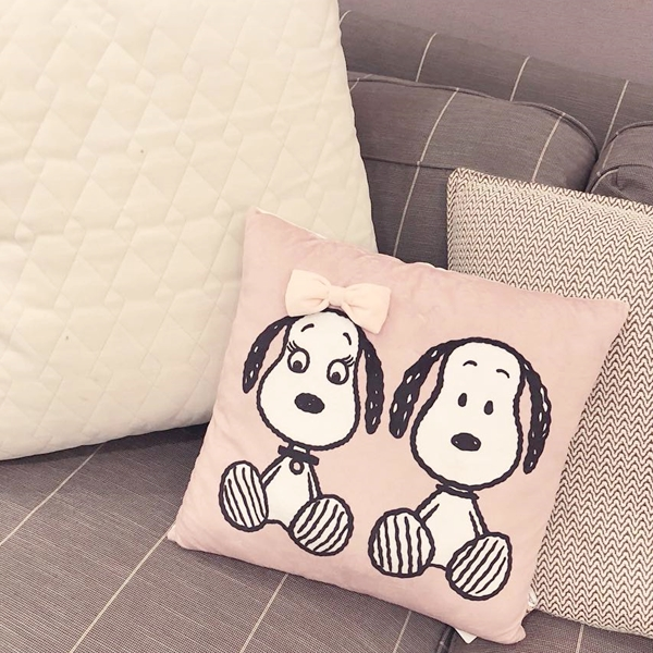 PAZZO_SNOOPY&BELLE幸福居家系列