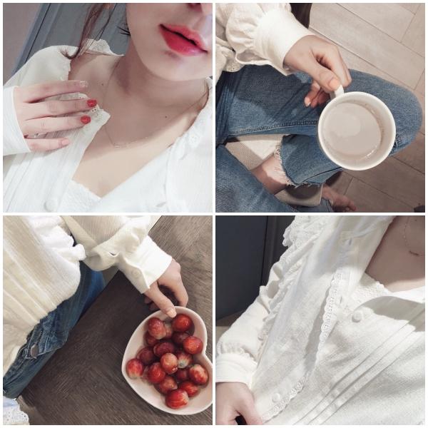 1_PAZZO清新氣質小高領蕾絲襯衫-.jpg