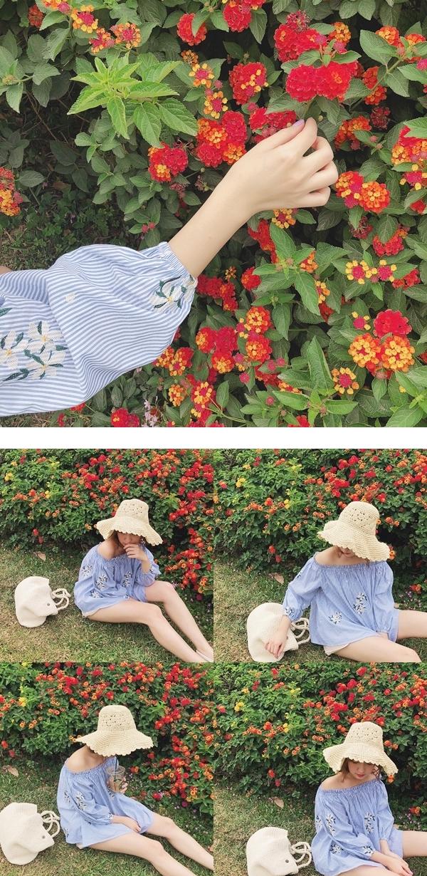 小清新花朵刺繡一字領條紋上衣 (21)-vert.jpg
