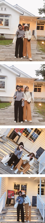 #姊妹穿搭 #超顯腿長 #黃金比例穿搭