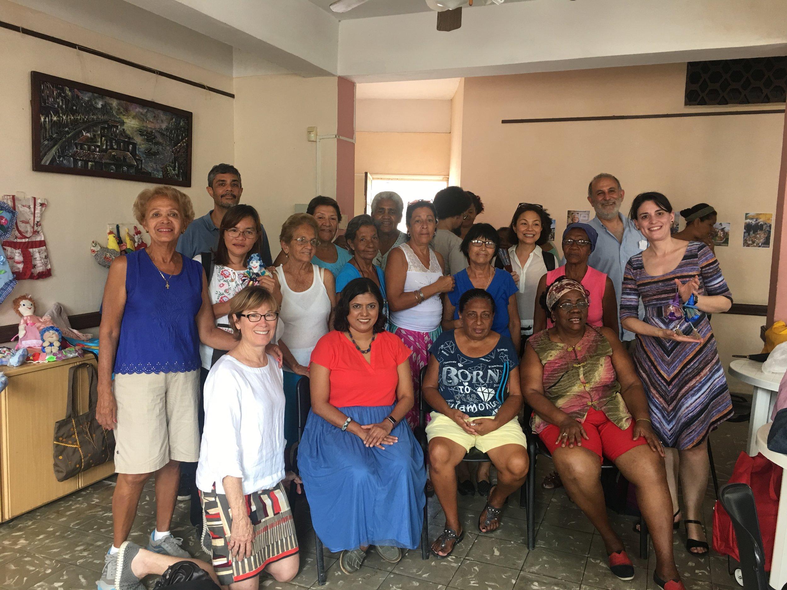 Mayo 2018: Primer Convenio de los Programas Atlantic Fellows en Cuba