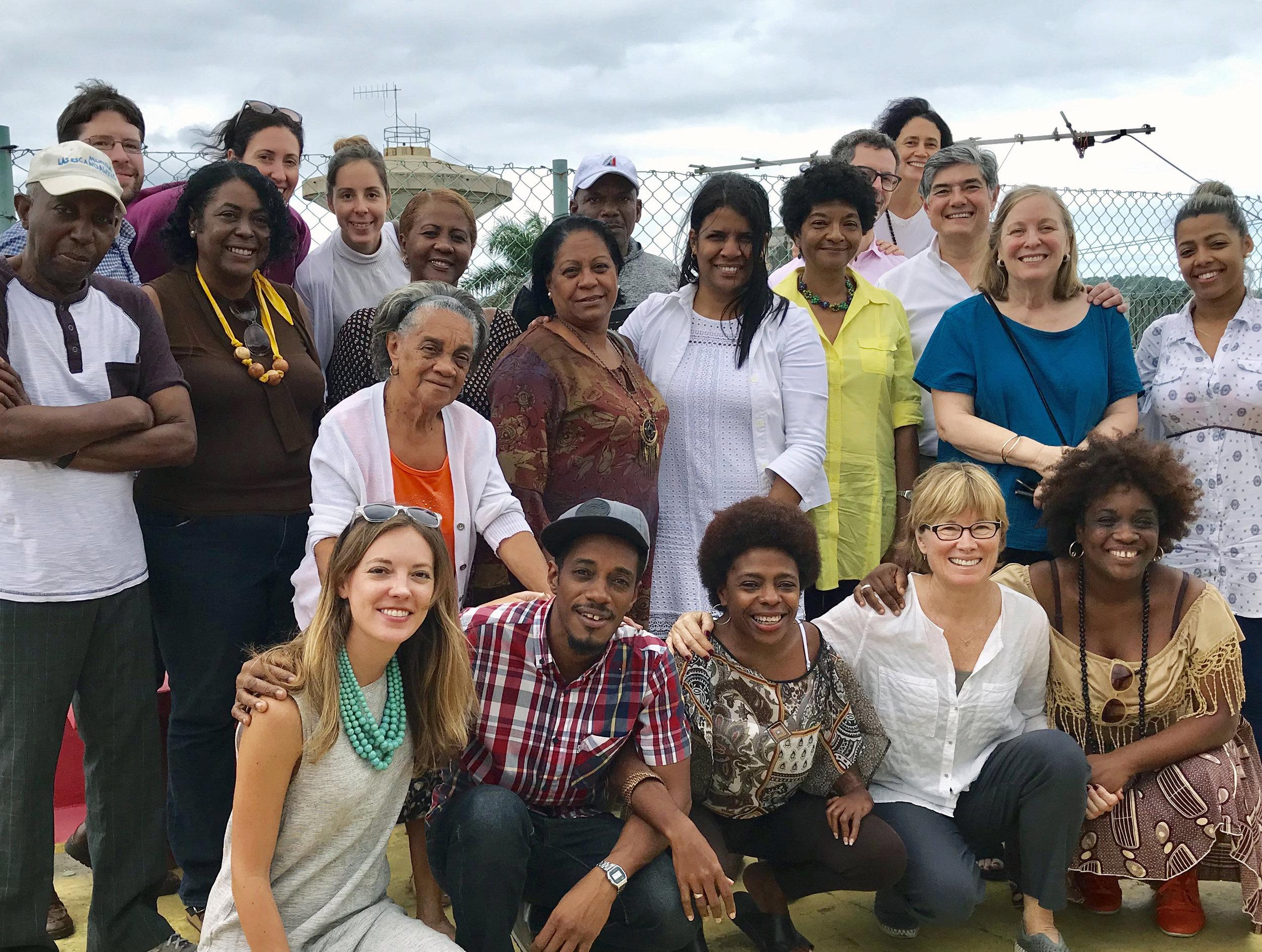 La Plataforma trabaja con Cuba y con los programas Atlantic Fellows para crear un mundo más justo, más saludable y más inclusivo. Lee más sobre nuestro trabajo.