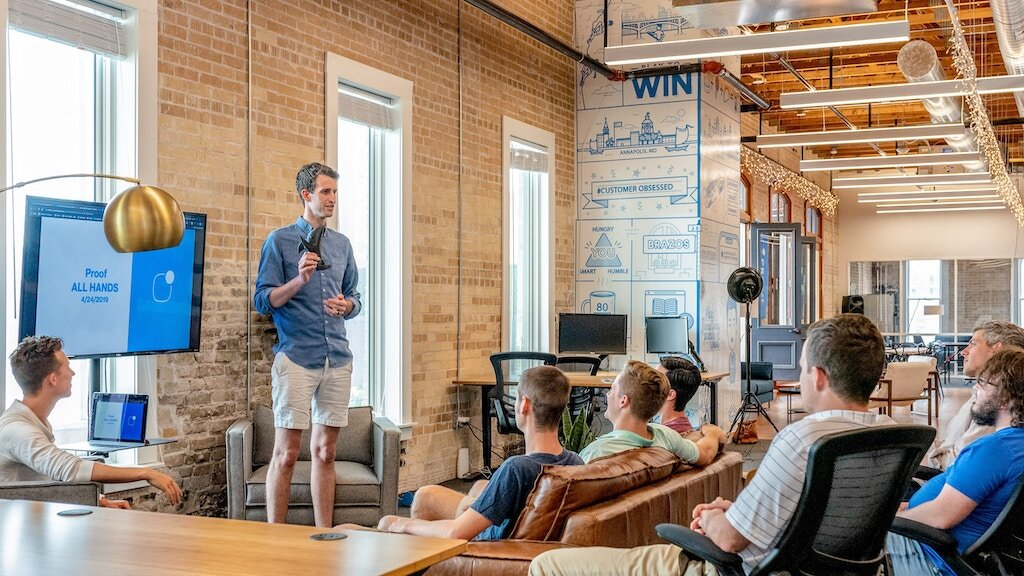 E.P.I.C. Pitchen™ - Training overtuigend presenteren van jouw business idee.