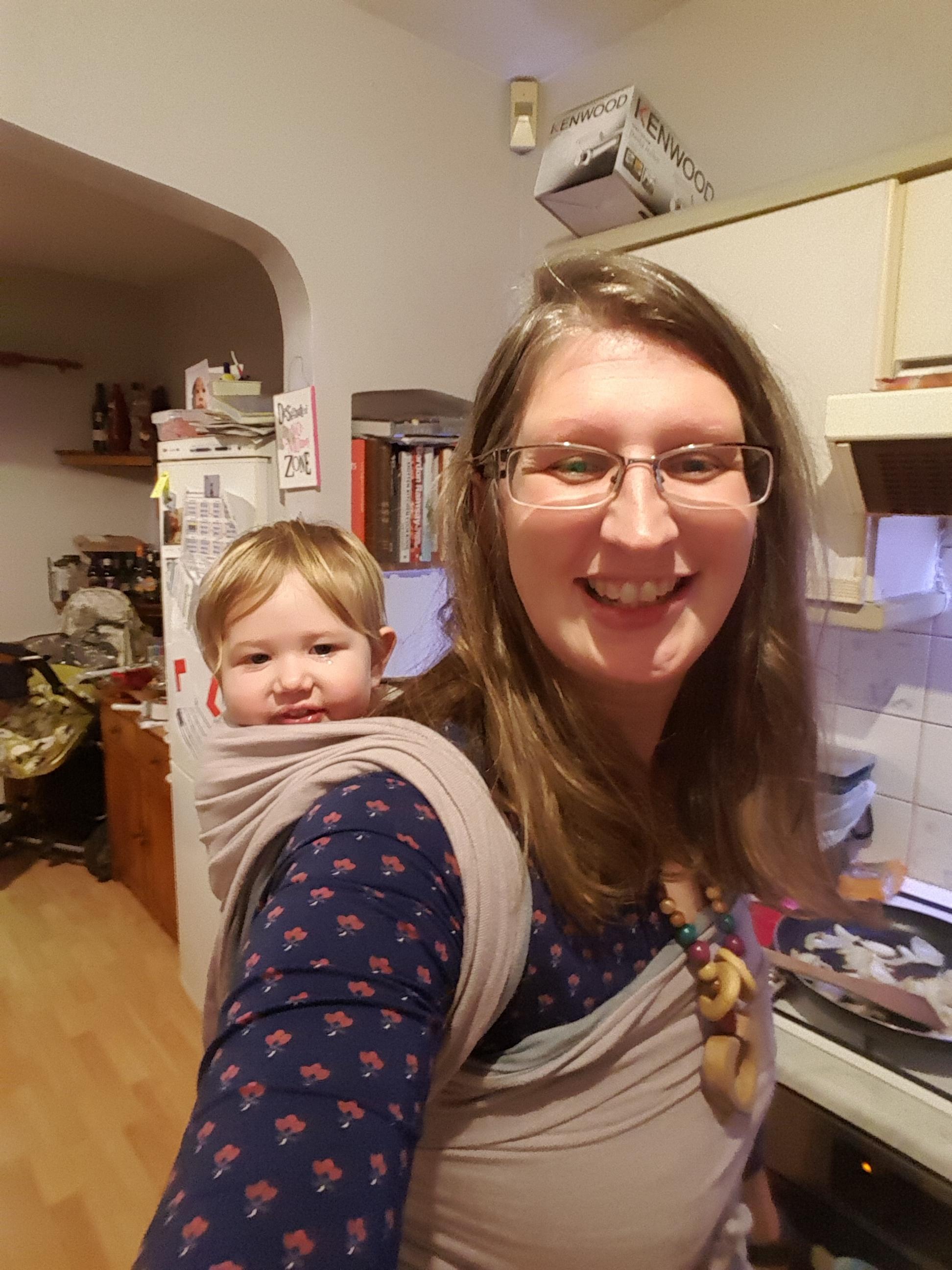 babywering interview hypnobirthing antenatal fourth trimester