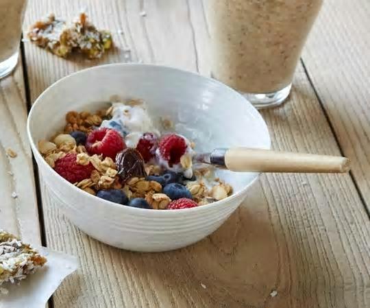 Dates for Breakfast? - Granola recipe here...
