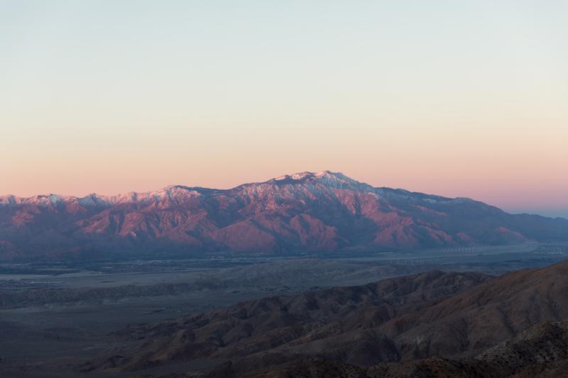 Blue Mountains & Cool Skies