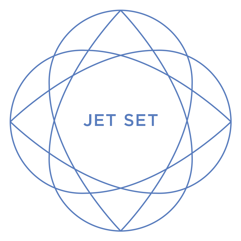 DRIP JET SET  Say goodbye to jet lag and get back to your routine without falling behind. Great pre and post flight.