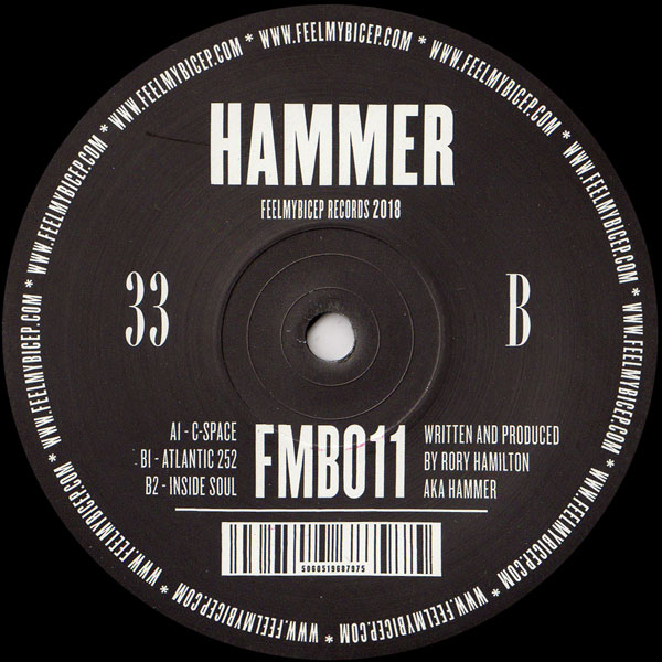 HAMMER - C-SPACE EP - Feel My Bicep