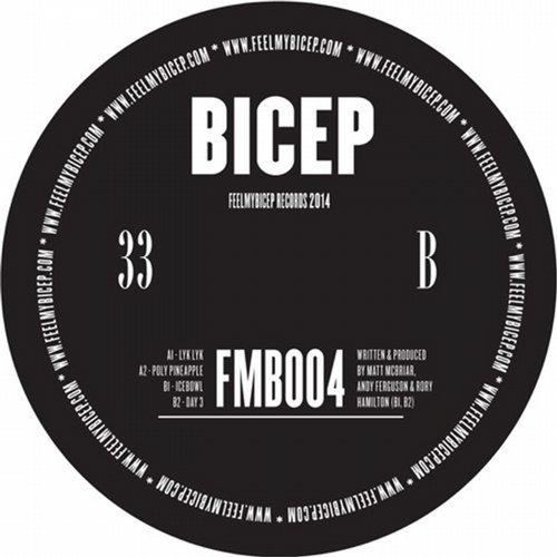 BICEP & HAMMER - LYK LYK EP - Feel My Bicep