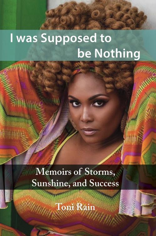 Toni Rain, author