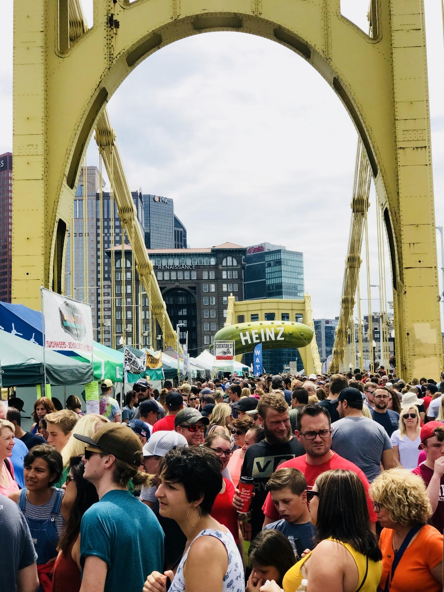 Picklesburgh | July 2018