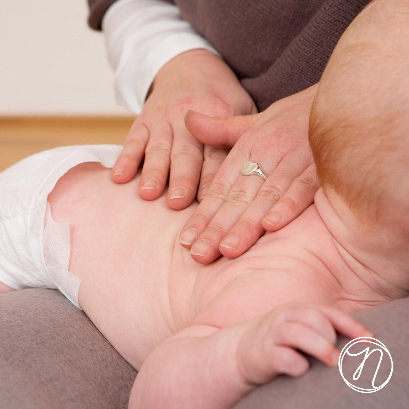 Indische Babymassage nach Leboyer