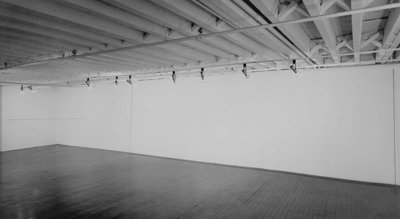 John Weber Gallery, New York
