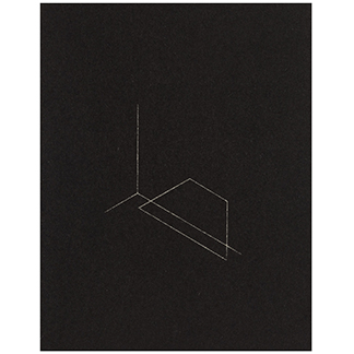 1986.20 Untitled [from <br>Twenty-Two Constructions <br>from 1967]