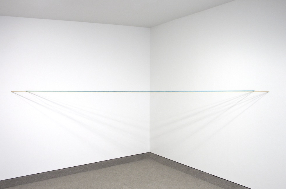 Untitled, 1971, Lines in Space. Scottish National Gallery of Modern Art, Edinburgh