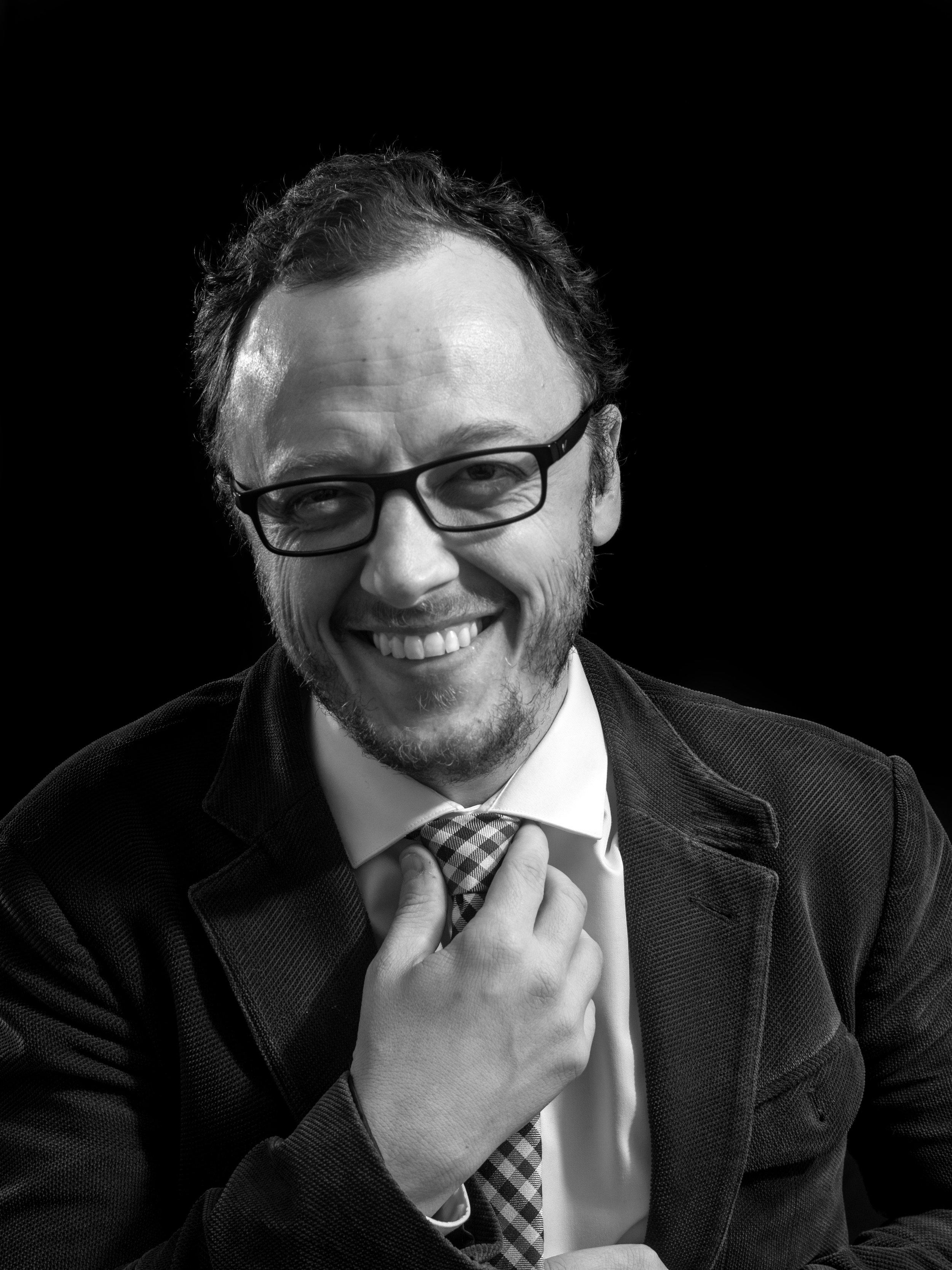 Marvin Robinson - Executive Producer