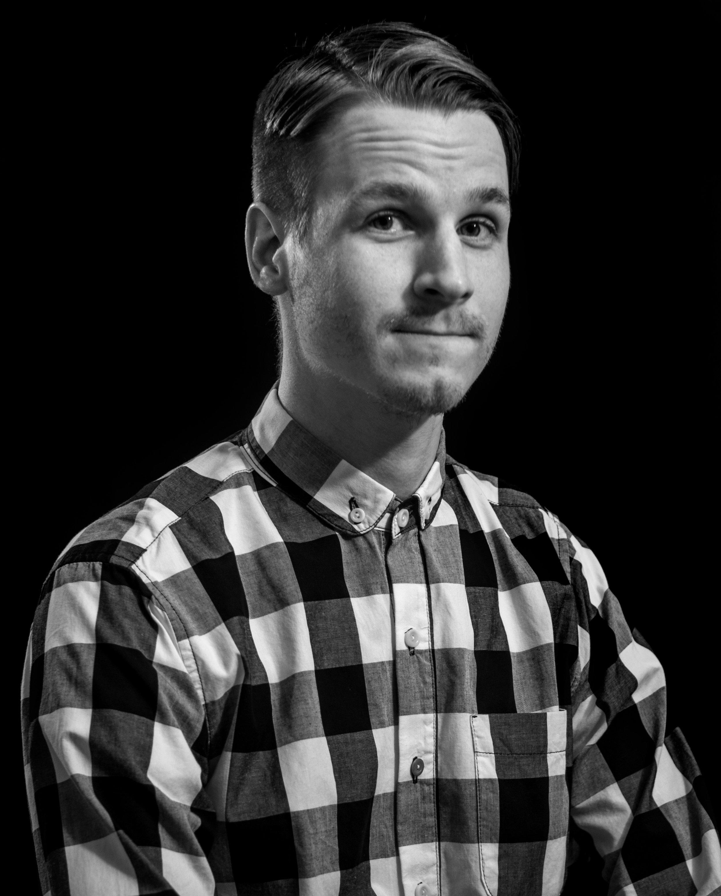 Jackson Armstrong - AD/Motion Designer