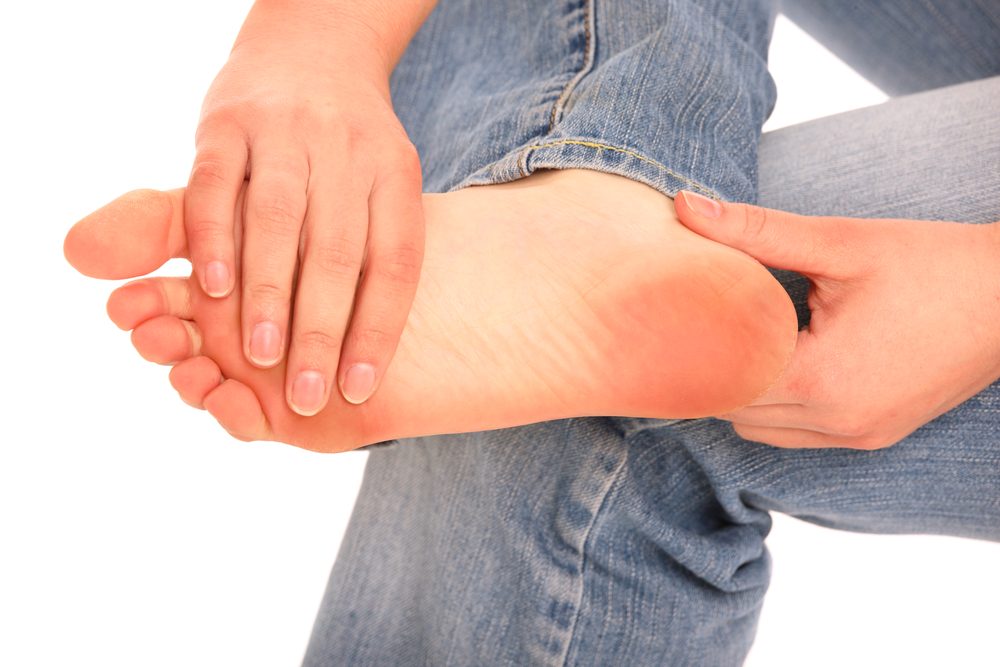 podiatrist foot skin cancer evaluation
