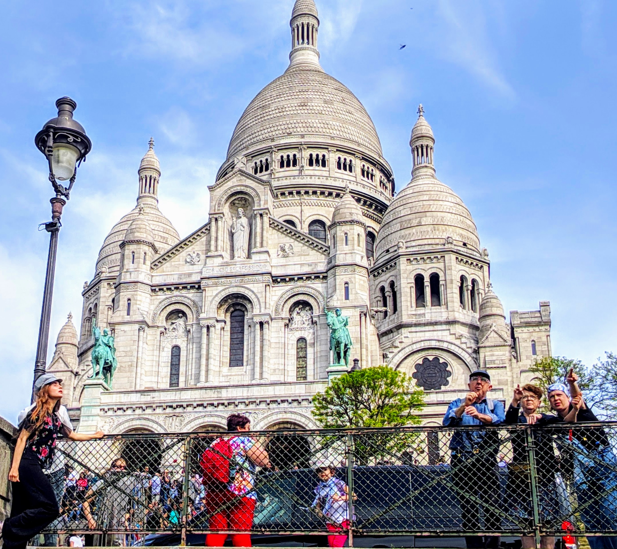 Sacre Couer Cathedral