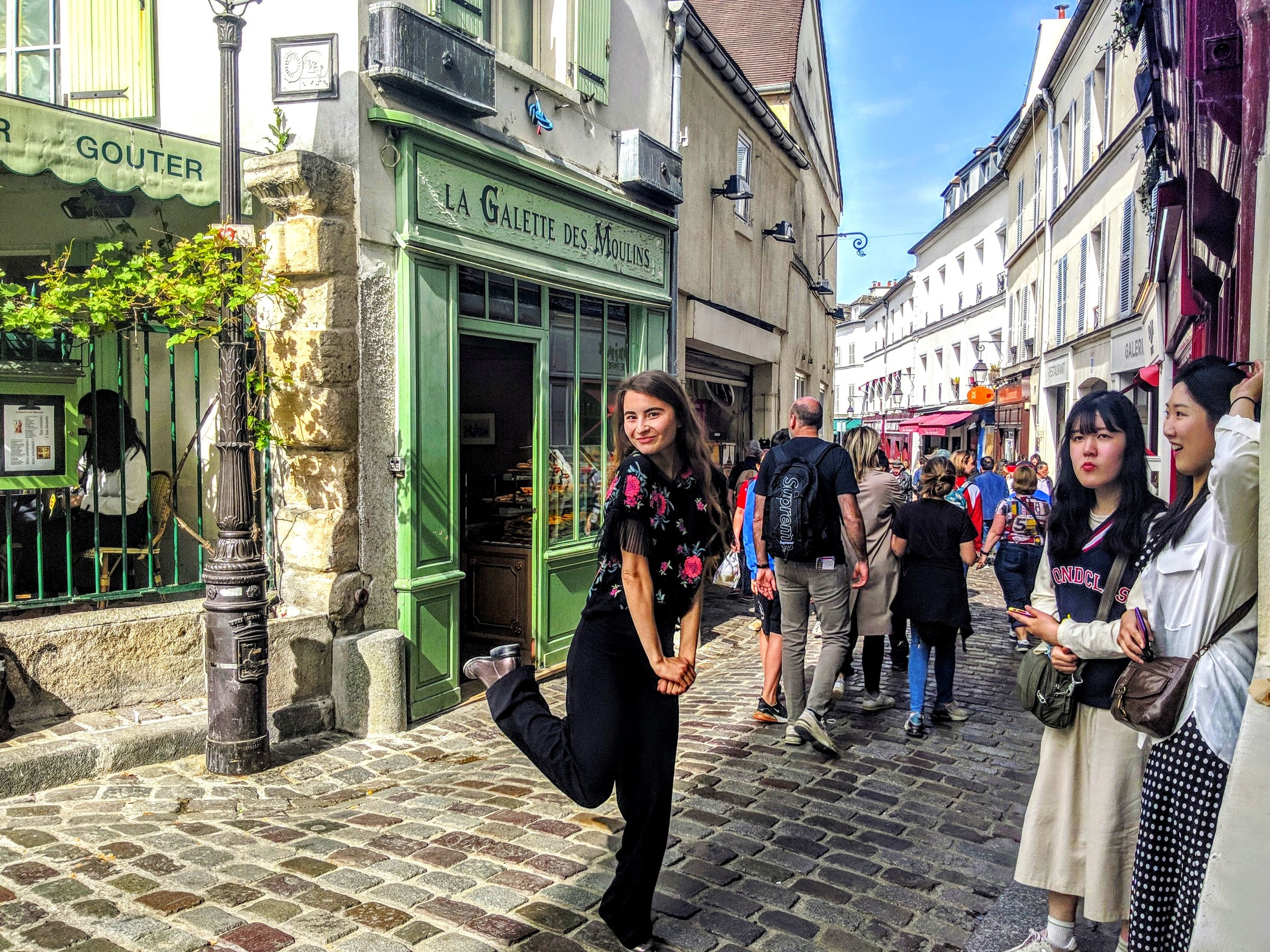 Streets of Monmartre