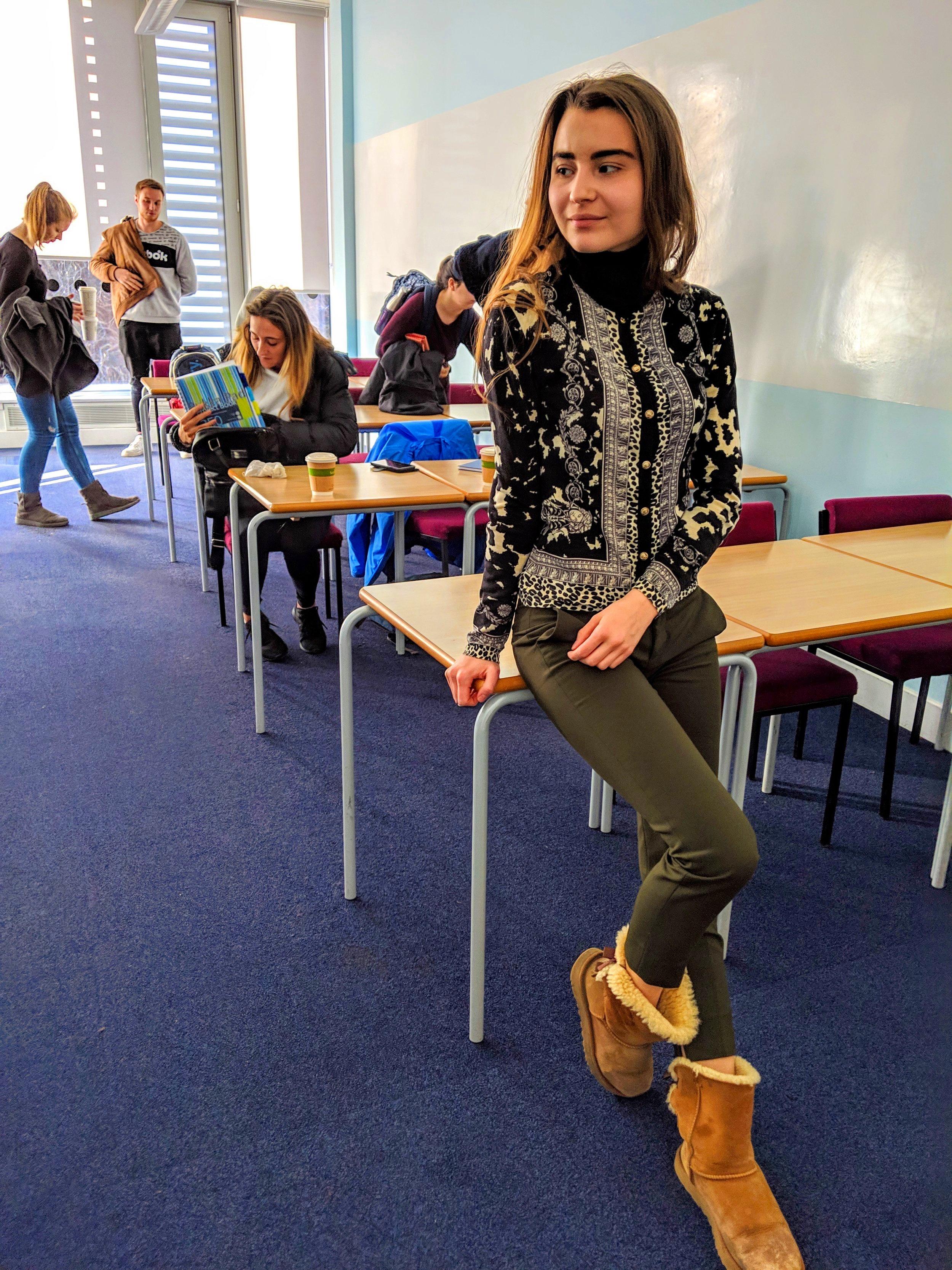 Classroom's Size