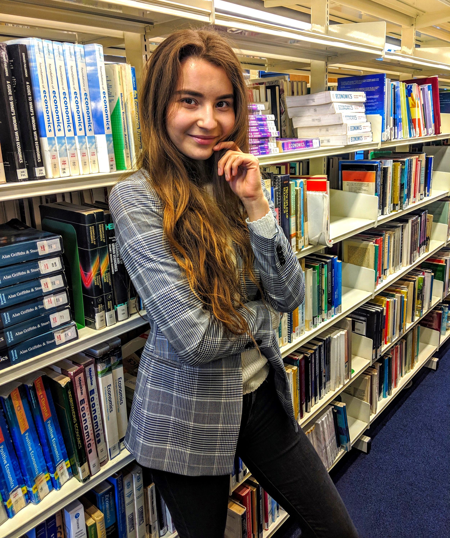 Library at Craiglockhart Campus