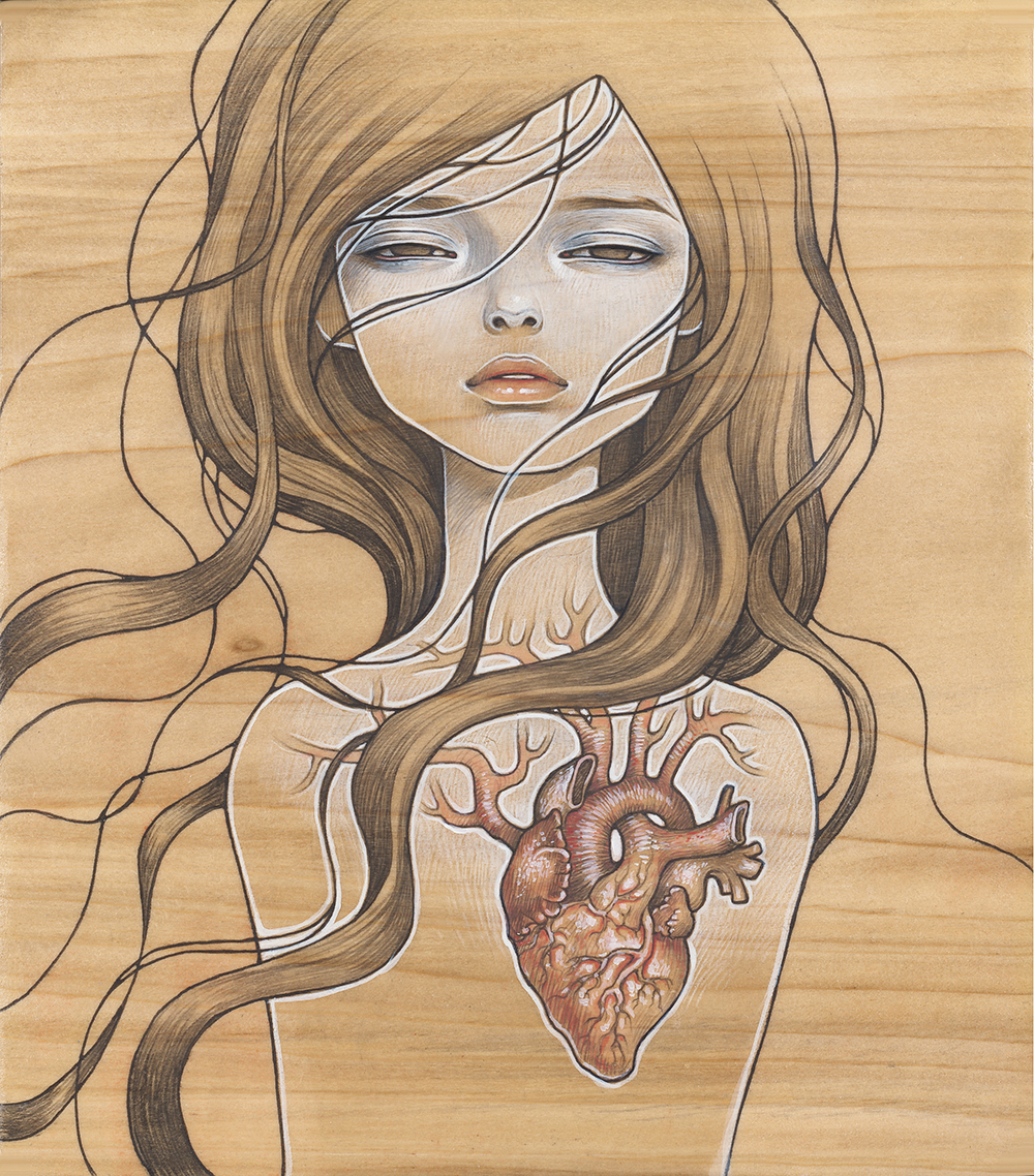 My Dishonest Heart. 2008.