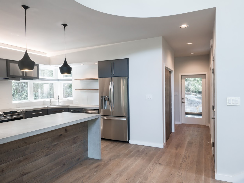 Wide Plank White Oak Flooring