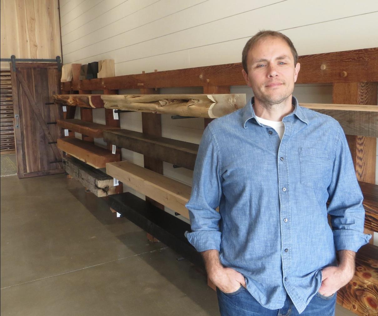 Water's Edge Woods opens new showroom in Oconee County - OnlineAthens | April 14, 2018