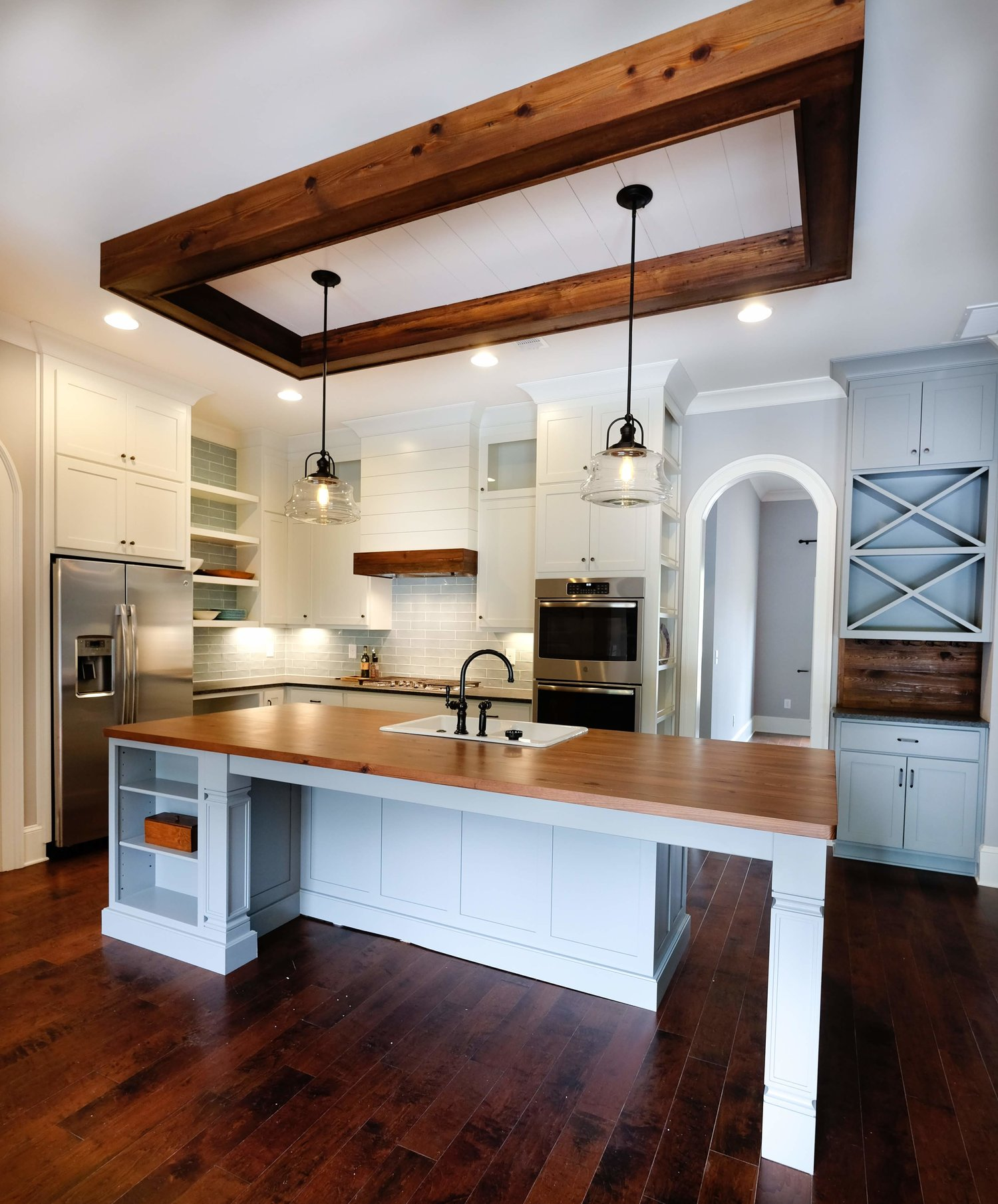 9 Ways To Add Wood Countertops Your