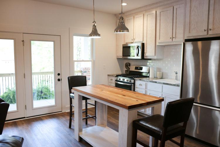 Builder: Adam Swan, Athens, GA