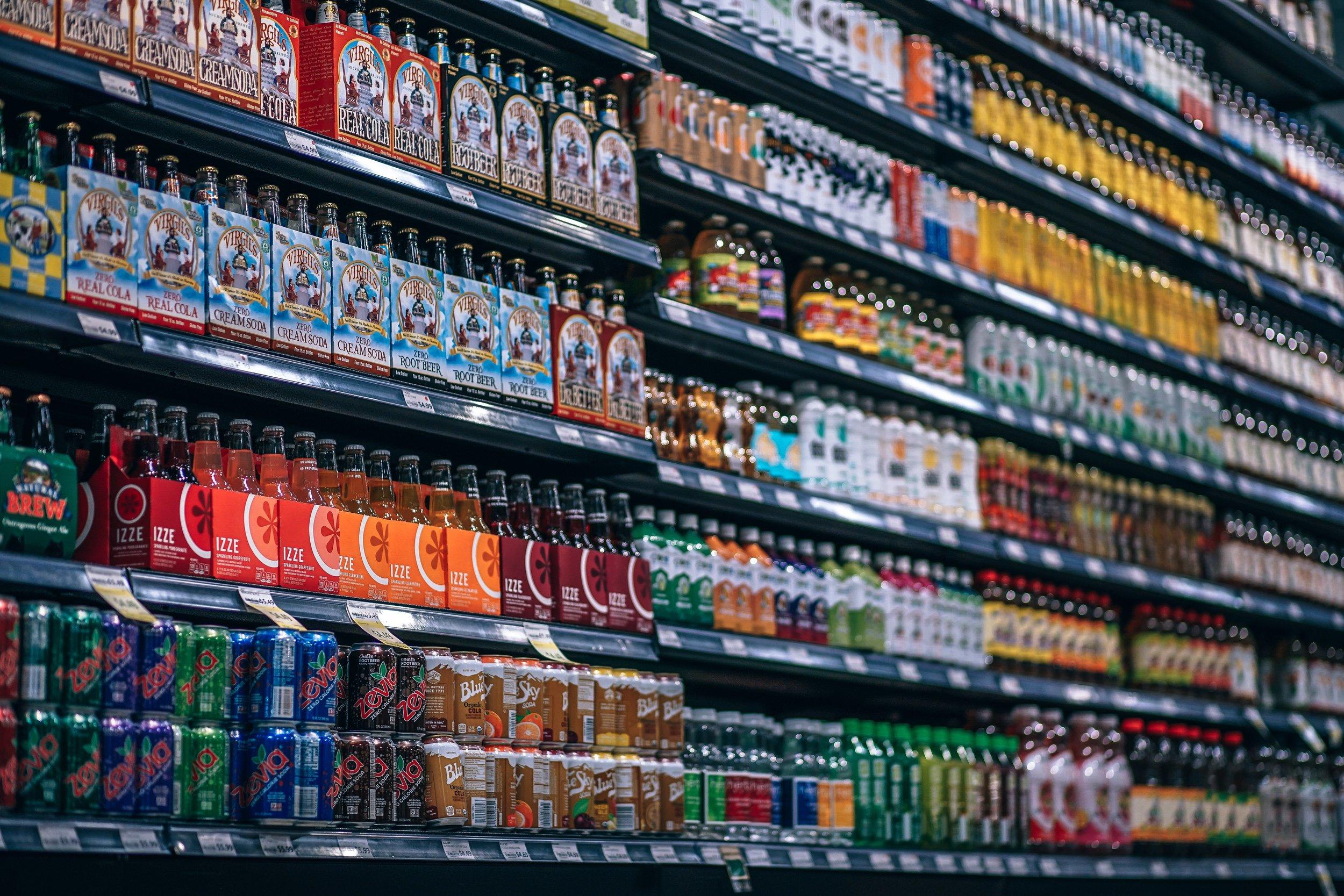 Off-Sale - Liquor Licenses