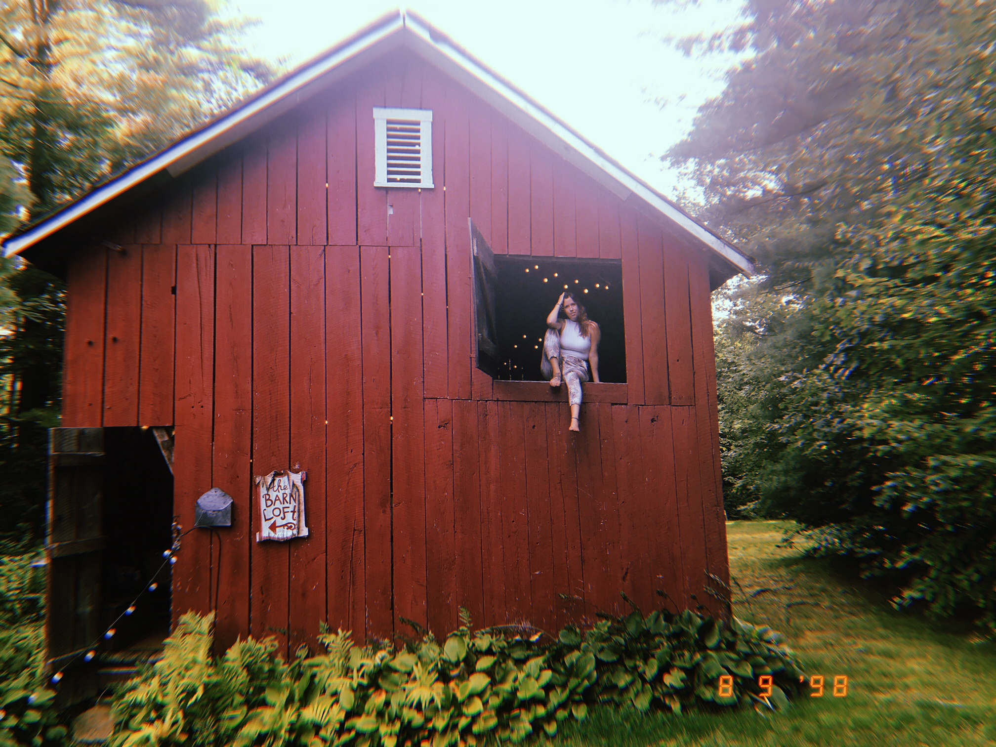 The Barn Loft  located in Fayetteville, WV