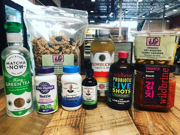 Tulsi - Natural Grocery & Wellness based in Huntington WV
