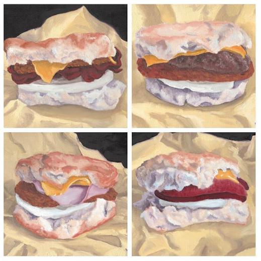 Brandy Jeffreys - Painter of Biscuits