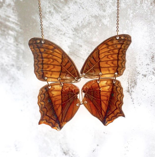 The Pretty Pickle - Nature Made Wearables based in Fairmont WV.